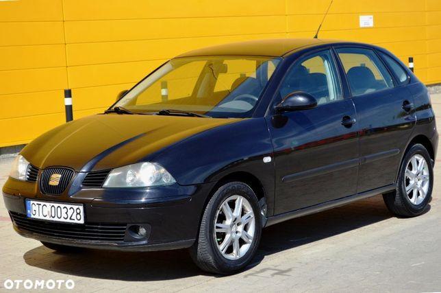 Seat Ibiza 1,4 Benzyna 75KM 2003r Polski Salon Zarejestrowany Bardzo Zadbany