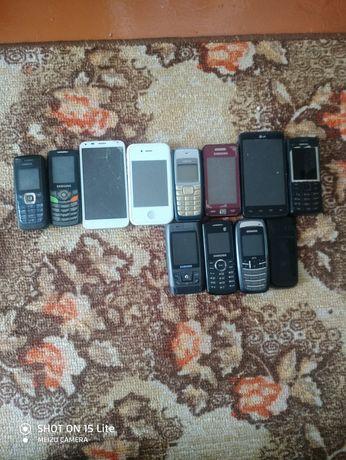 Продам бу телефоны