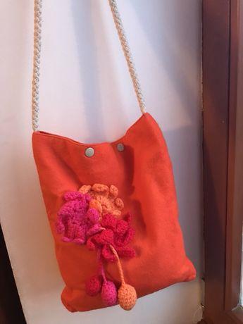 Стильний набір сумочка і шарф