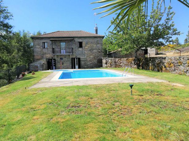 Casa para férias com piscina privada