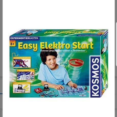 Mały elektronik zestaw eksperymentalny easy elektro start