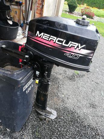 Silnik zaburtowy mercury 4km