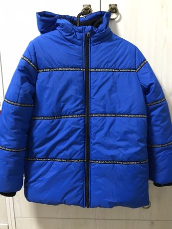 Куртка Calvin Klein на мальчика 14-16 лет