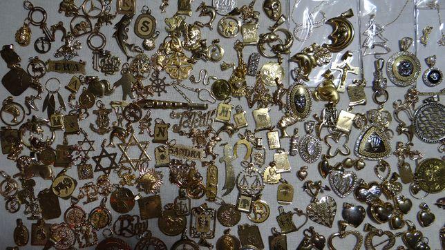 ZAWIESZKA WISIOREK złoty złota duży wybór Wrocław