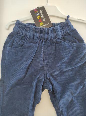 Calças novas e originais Charanga 12-18m