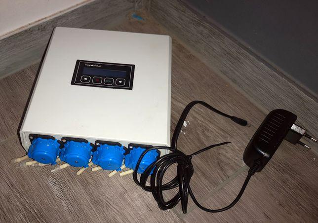 Dozownik płynów EBtech 4 kanały bluetooth