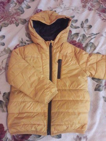 Куртка Zara для мальчика