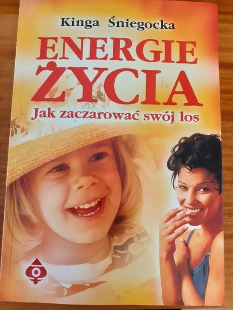 Energie życia. Jak zaczarować swój los Kinga Śniegocka zdrowie, medycy