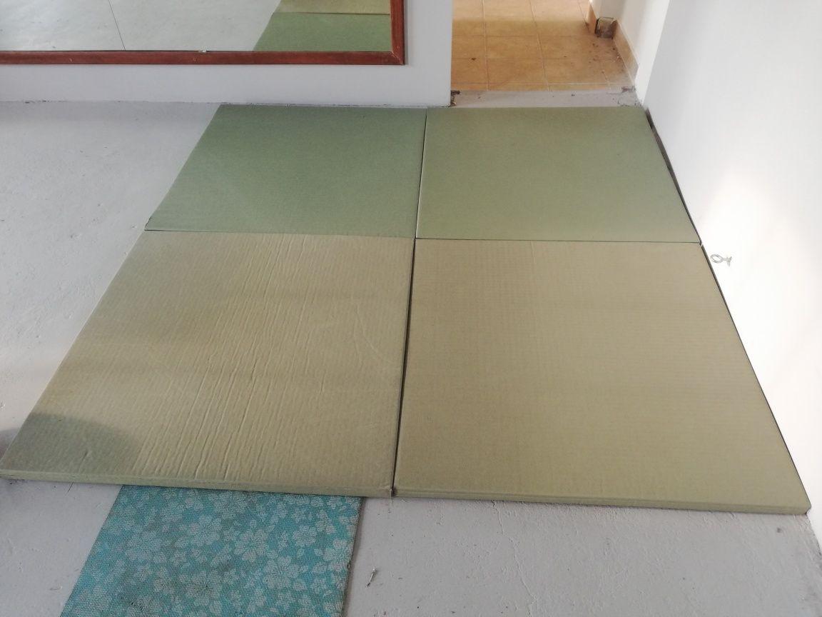 Mata tatami, materace (aikido, BJJ, judo)