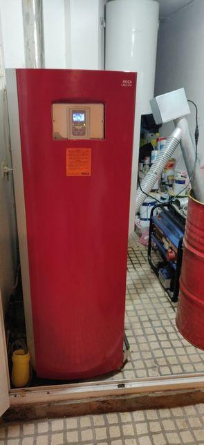 Alteração caldeiras, queimadores pellets / biomassa