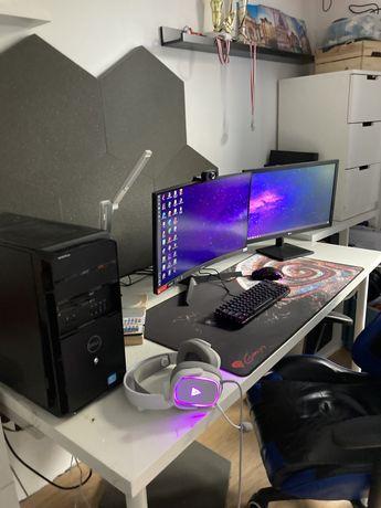 Komputer do gier gtx 950 I5 ssd,,cyberpunk
