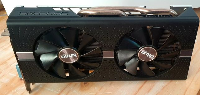 Sapphire Radeon RX 570 Nitro+ 4Gb - 10000 руб