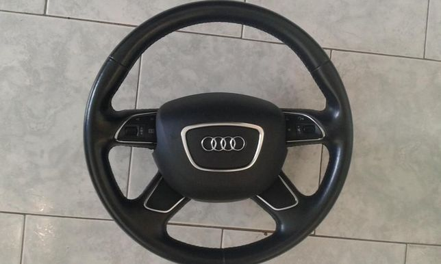 volante + airbag Audi A6 4g 2011/2015