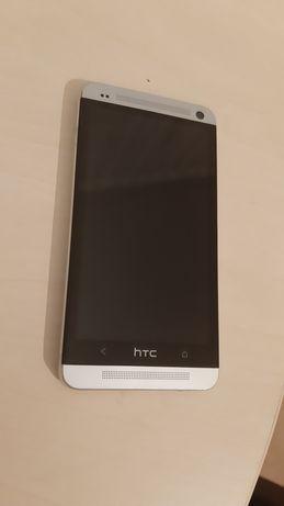 HTC One Dual SIM 32Gb Metallic Silver