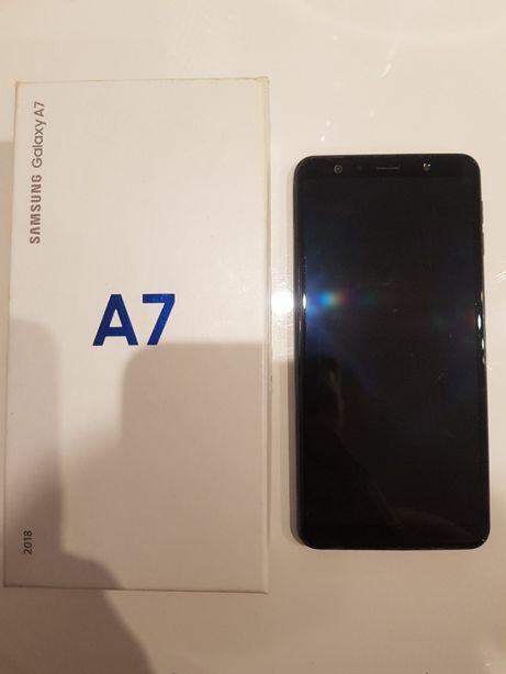 Samsung A7 + 2 nowe utui