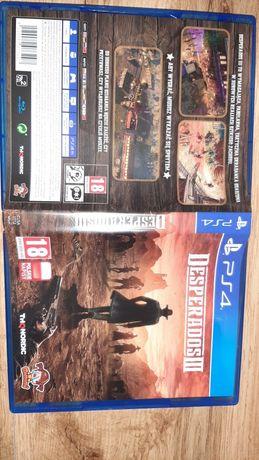 Gra desperados 3 PS4 PL