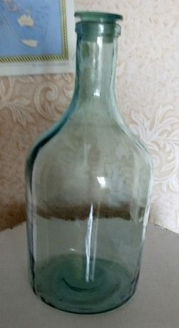 Бутыль для вина 3 л, 2 л