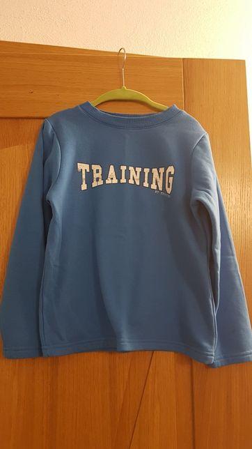 Bluza dresowa chłopięca Decathlon