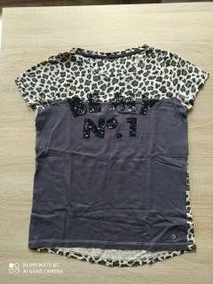 Koszulka Dziewczęca modna na 9 do 10 lat