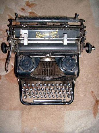 Печатная машинка, Германия, Третий Рейх