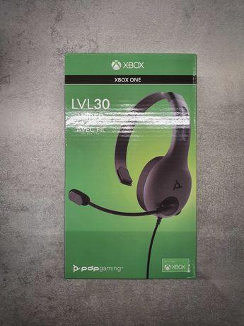 Słuchawki przewodowe LVL30 Xbox One PDP Microsoft