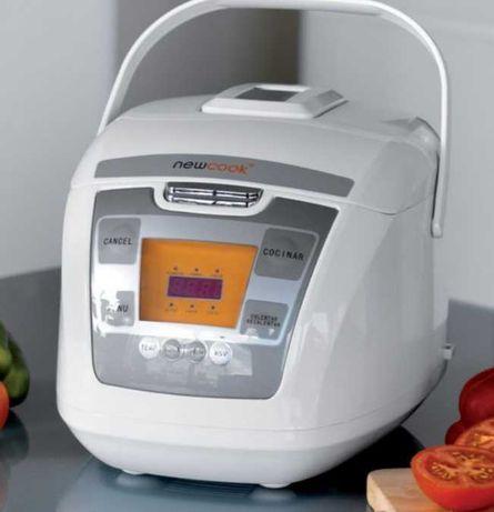 Robot de cozinha inteligente 5L, comida pronta a tempo.