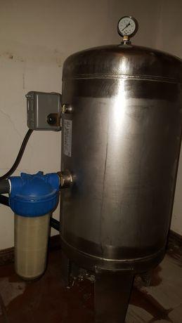 Manutenção Balão de agua e filltros