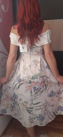 sukienka hiszpanka M