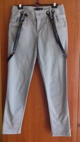 Spodnie damskie z szelkami Cache Cache