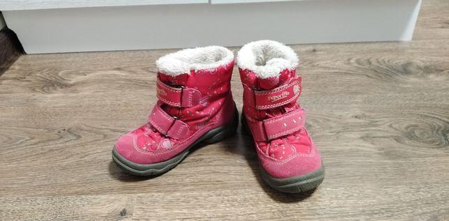 Ботинки superfit, деми, холодная осень, теплая зима, 16,5 стелька,