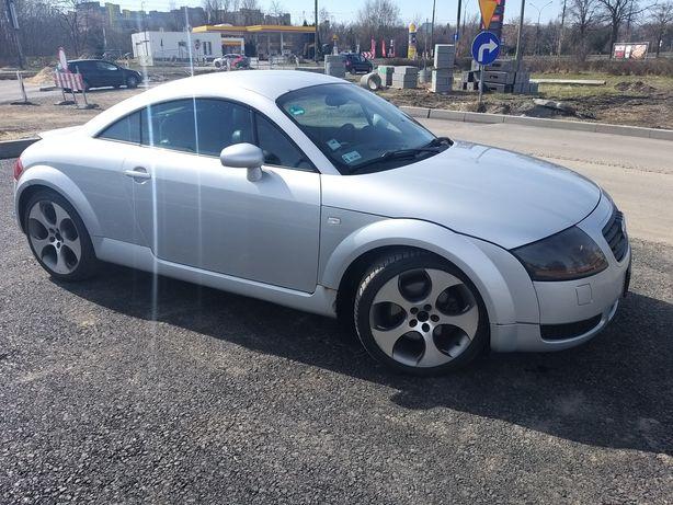 Audi tt 1.8 turbo quatro LPG