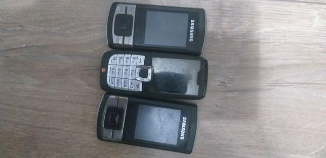 Telefony 3 Nokia Samsung