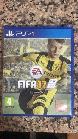 FIFA 17 - Jogo Ps4 Como Novo