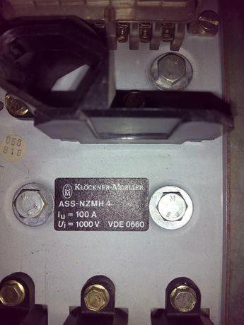 Disjuntor NZMH4 1000V / 100A