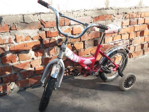 Велосипед детский колеса  на 14