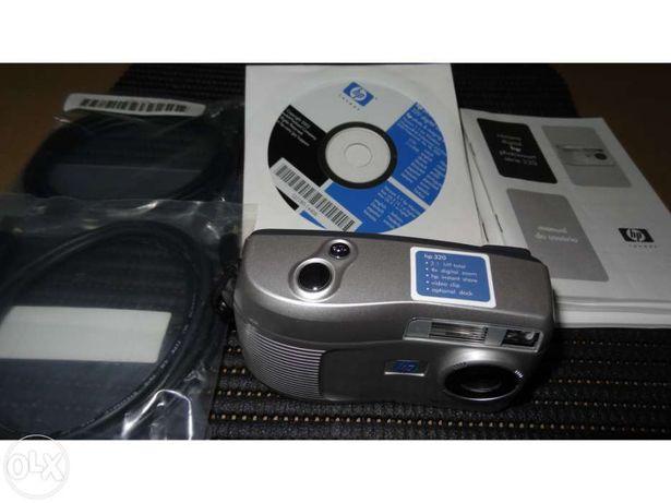 Câmara digital hp photosmart 320 (nova)