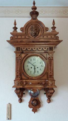 Настенные часы Очз 1959г.в новом корпусе номер 2.