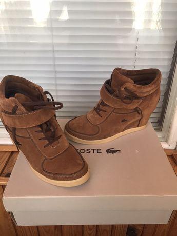 Lacoste 40 размер женская обувь