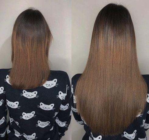Нарощення волосся, волосся , наращивание волос