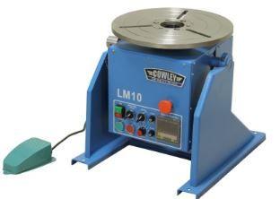 Plataforma / Posicionador Rotativo de soldadura capac. 100 kg