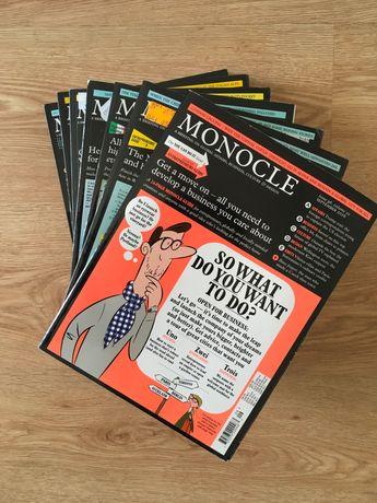 "7 Revistas ""Monocle"""