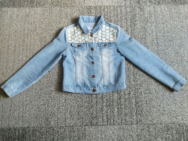 Kurtka bluza jeansowa jeans r.158