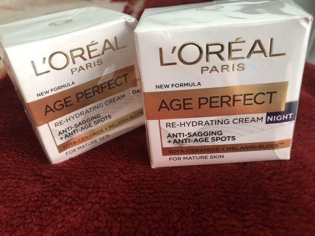 Крем L'Oréal Age Perfect