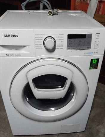 Máquina Roupa Samsung 8 kg