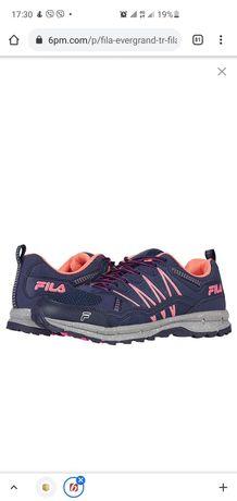 Fila Фила кроссовки женские 38 размер