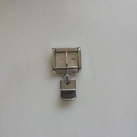 Calcador de costura fecho normal/eclair