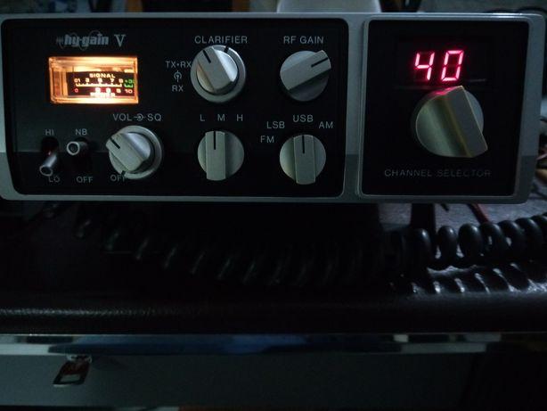 Rádio CB Hy-Gain V