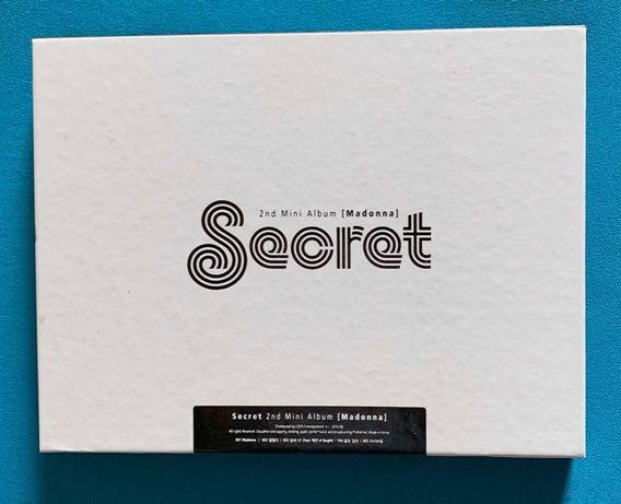 Secret - 2ND Mini ÁLBUM - MADONNA