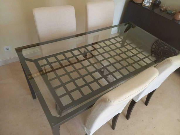 1 Mesa + 4 Cadeiras