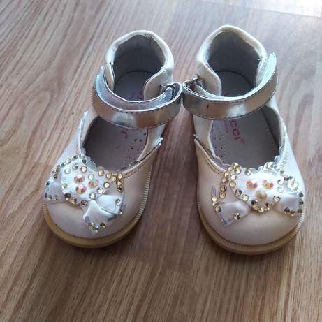 Красивые туфельки на праздник 20 р